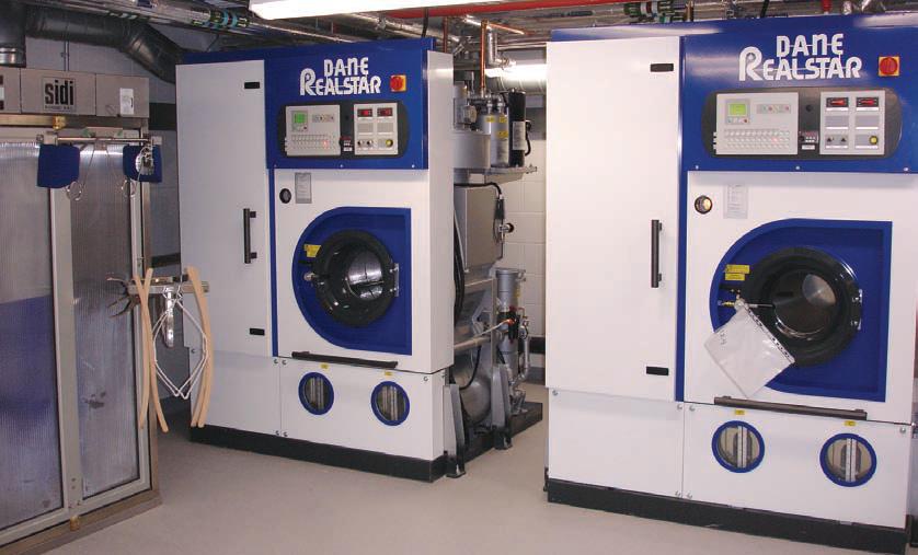 dane realstar hotel laundry equipment