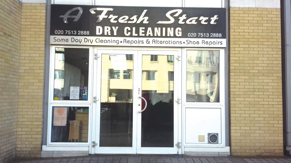 A fresh start drycleaning and laundry services for hotels