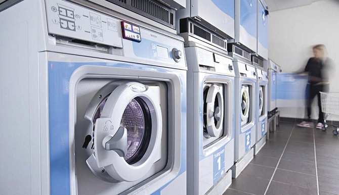 Electrolux Lagoona Advanced Care Hotel Laundry
