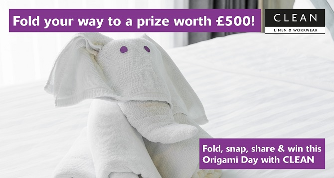 CLEAN Origami Competition Website Image News Housekeeping