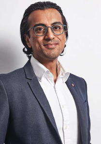 vikas shah mbe ted x talk profile picture