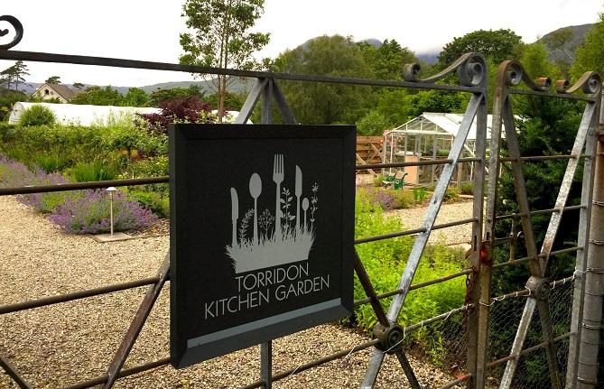 Kitchen Garden Sign Housekeeping News