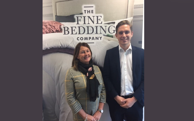 Fine Bedding Company Sales Team 3 Bed Linen News