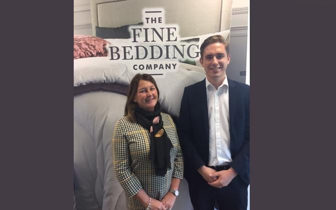 Fine Bedding Company Sales Team 3 Bed Linen News