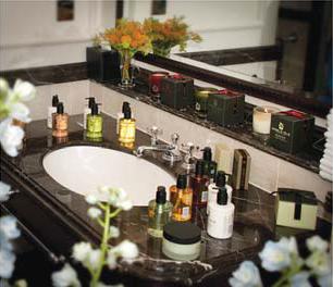 duck island bathroom products hotel amenities