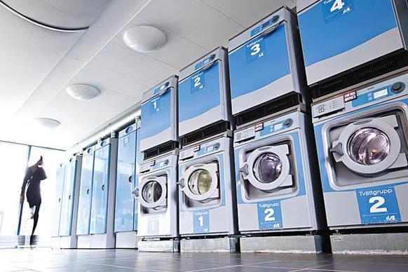 electrolux on premise laundry professional line 5000