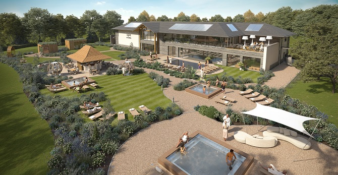 Carden Park New Spa Hospitality News