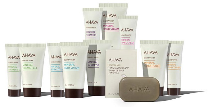 Global Supply Hotel Range Ahava