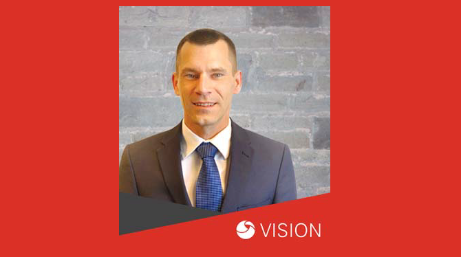 Vision New Business Development Manager