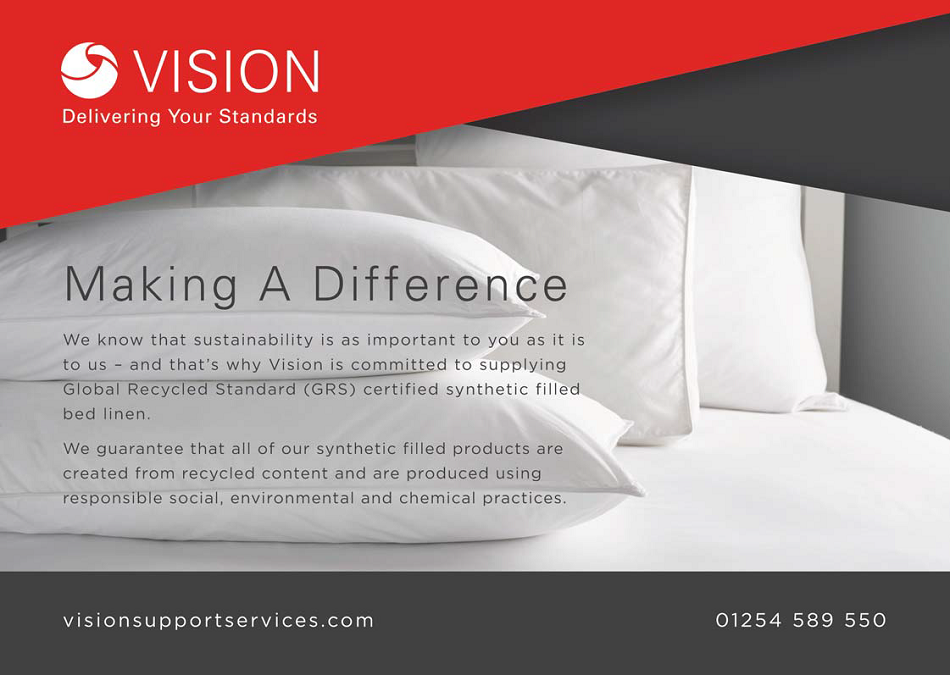 vision support services making a difference advert