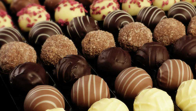 Whitakers Chocolates Hotel Supplies