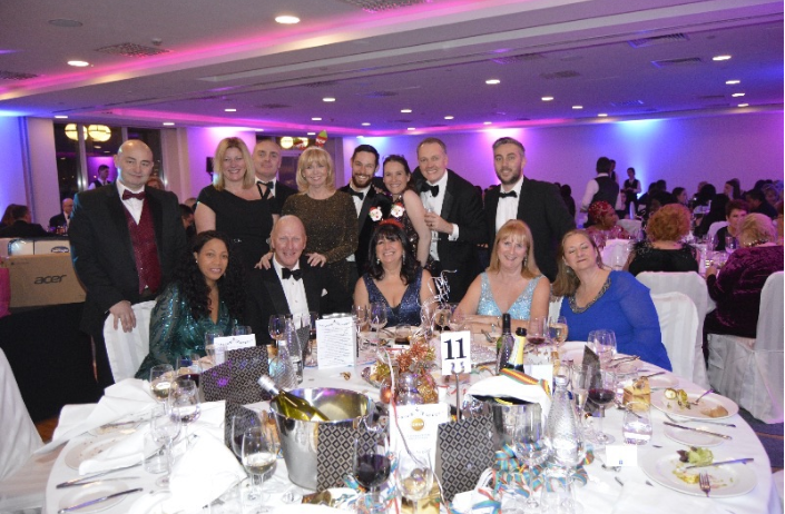 Ukha Winter Ball 2019 London 17