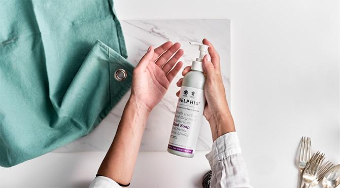 Corona Virus Hand Sanitser