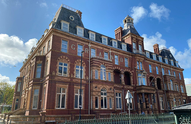 GRAND HOTEL HARTLEPOOL Hospitality News