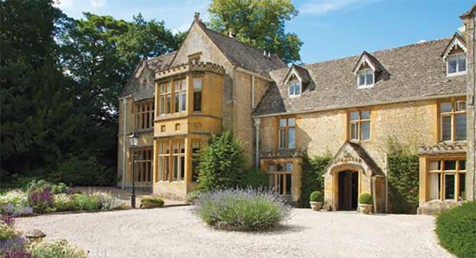 Hotel Cotswold Lord Of Manor