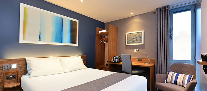 Travelodge SuperRoom Key Worker News