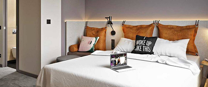 Moxy Bed Job Hospitality News