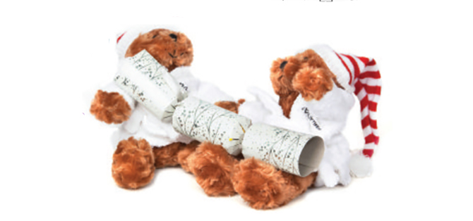 Bc Softwear Teddies Xmas Housekeeping