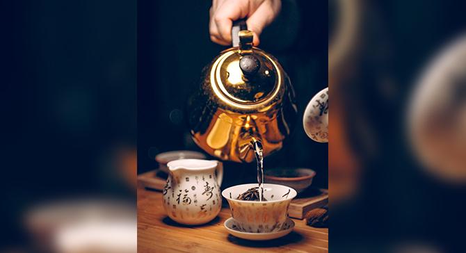 Pouring Tea Housekeeping News